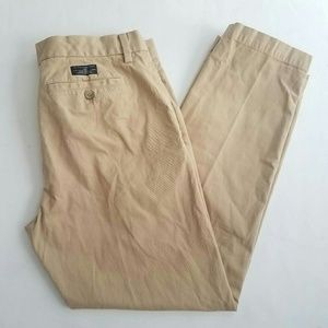 Banana Republic Emerson Chino Khaki Pants Size 34